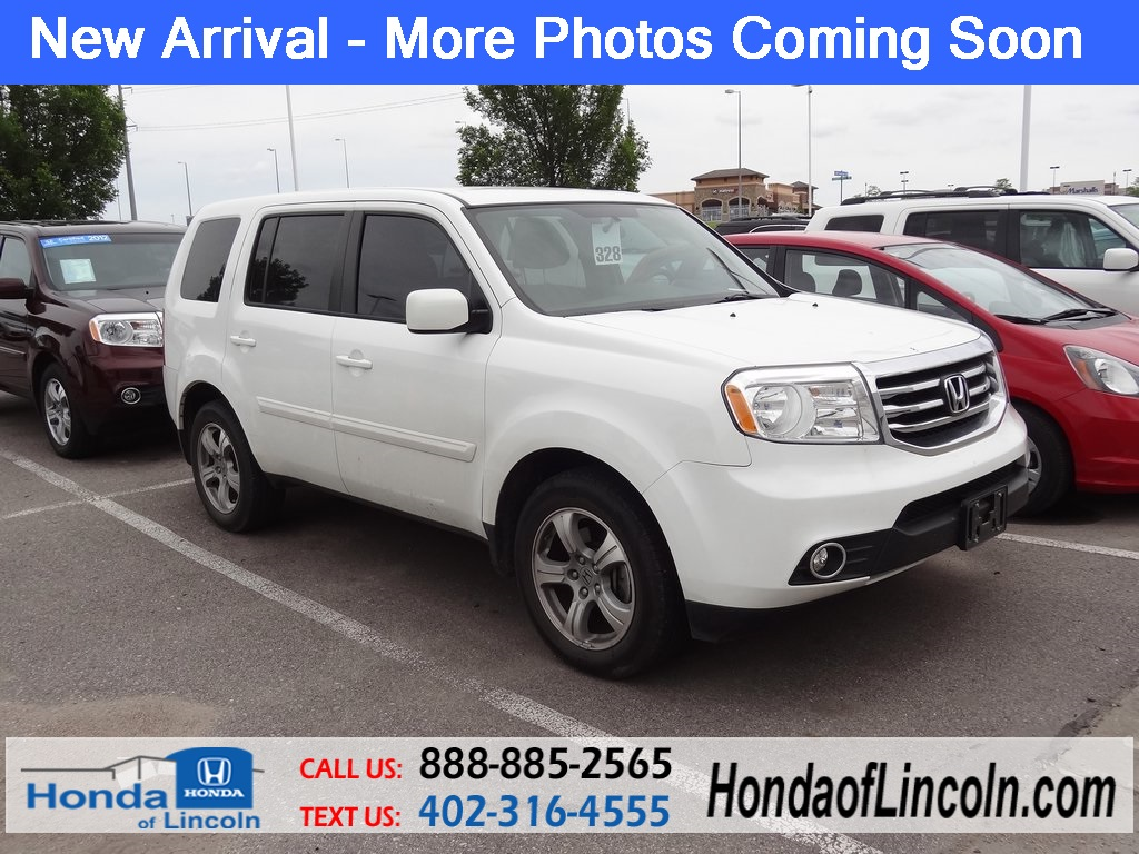 certified used 2013 honda pilot ex 4d sport utility near omaha t6796a honda of lincoln. Black Bedroom Furniture Sets. Home Design Ideas