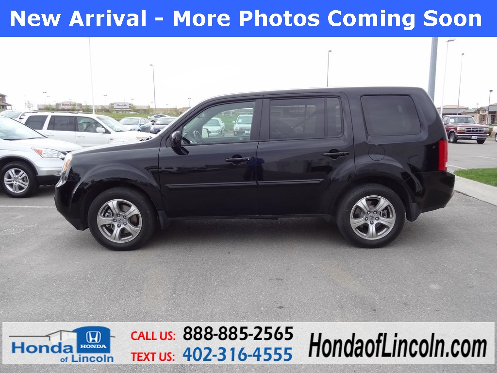 certified used 2012 honda pilot ex l 4d sport utility near omaha d2101a honda of lincoln. Black Bedroom Furniture Sets. Home Design Ideas